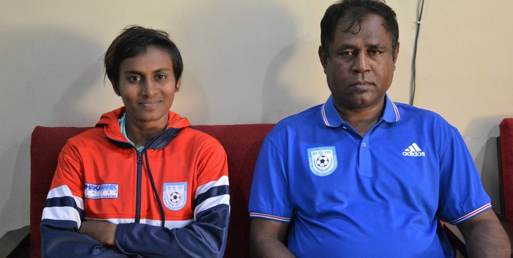 Prepared and waiting for first match: Sabina
