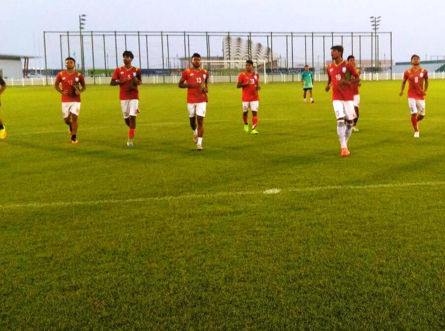 U23 squad flies to Qatar for 10-day training camp