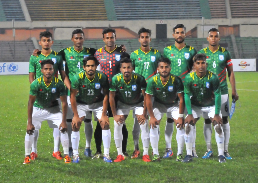Bangladesh held to a draw in Kolkata