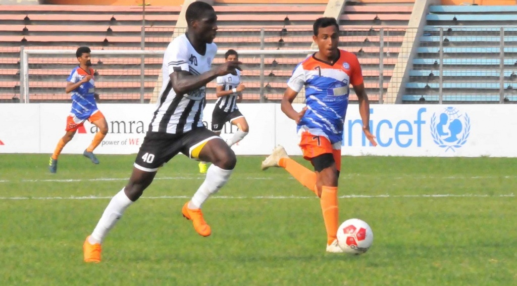 Mohammedan squander 3-goal lead to draw with Brothers