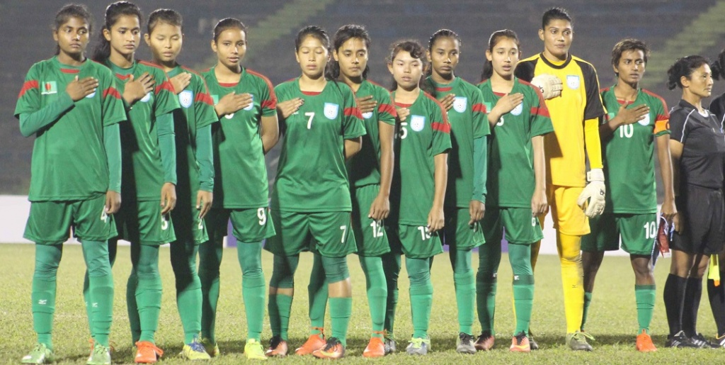 Press conference ahead of SAFF Women's Championship 2019