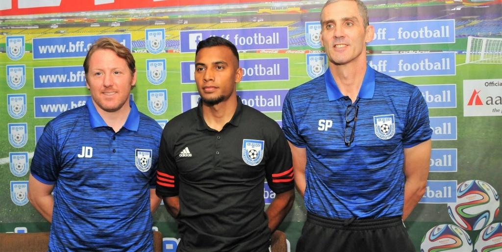 Bangladesh team flies for Cambodia Wednesday