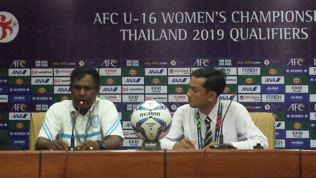 Happy but Myanmar match will be challenging: Choton