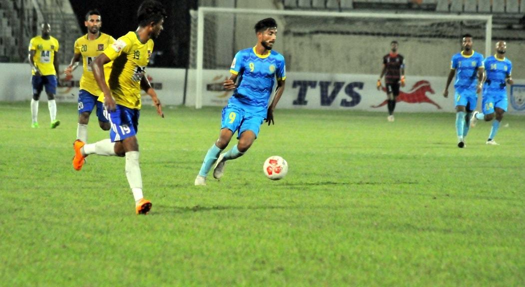 Abahani ends BPL thrashing Sheikh Jamal 4-1