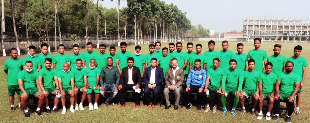 Inaugural ceremony of Grassroots Coaching Course 2020