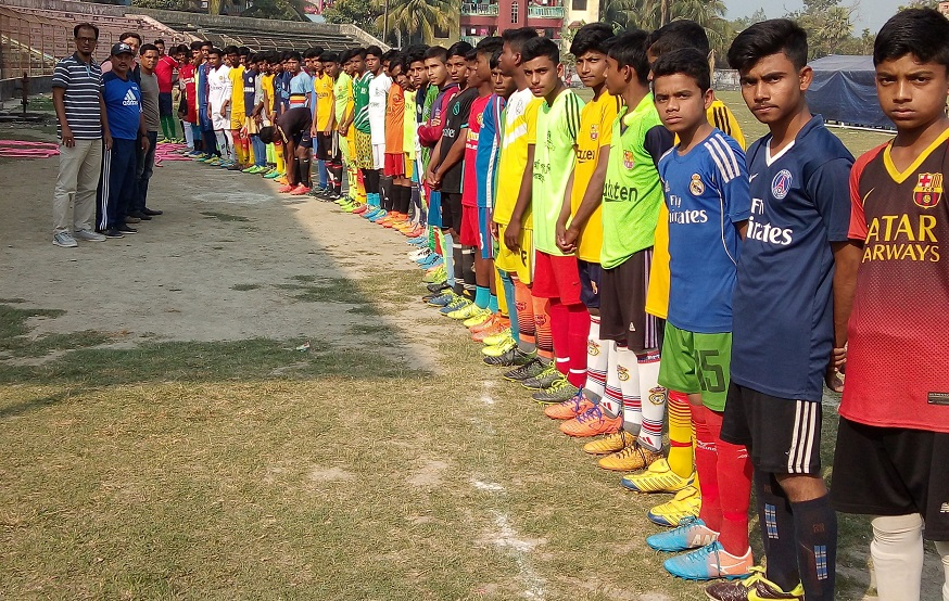 Talent Hunt: trials held in Noakhali, Feni