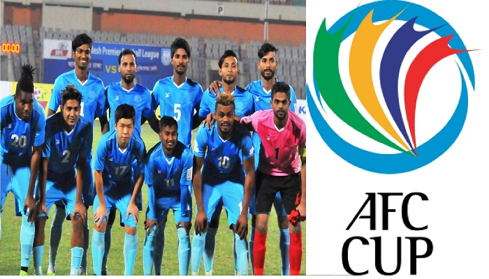 Abahani to compete in Group E of AFC Cup