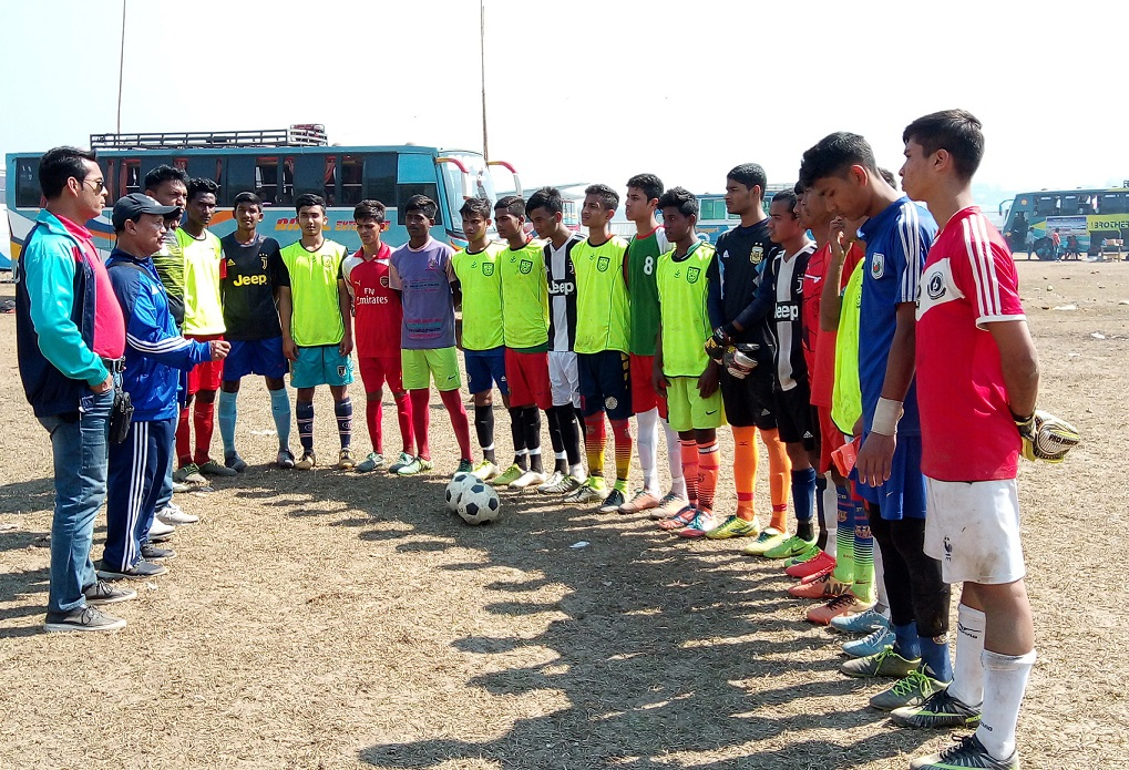 U15, U18 talent hunt programme held in Thakurgaon, Cox's and Bandarban