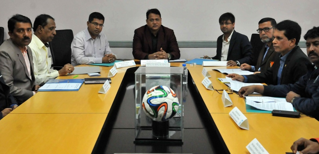 BFF Referees Committee chalks up yearly plan