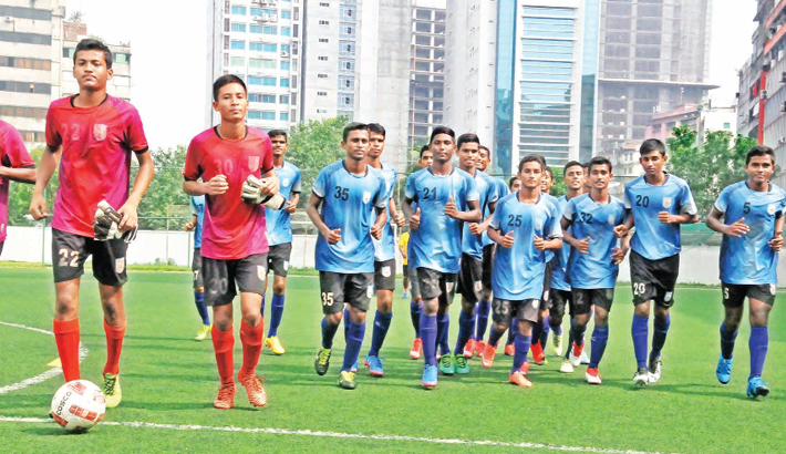 BFF Academy to launch long-term residency camps with U-15, U-18 trials from Jan 26