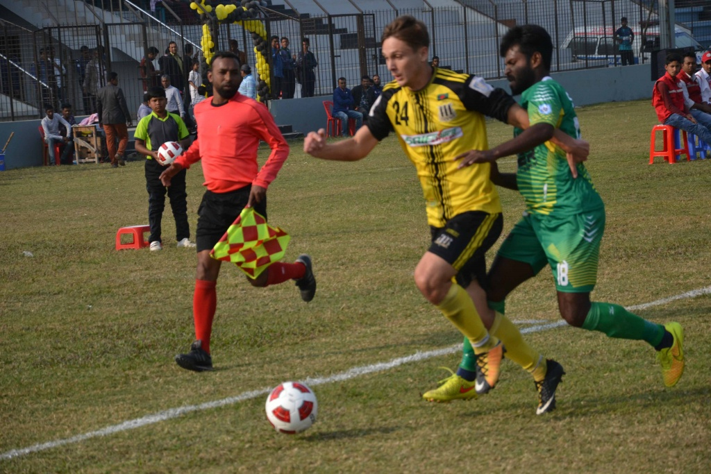 RUB hosts first BPL match in Mymensingh
