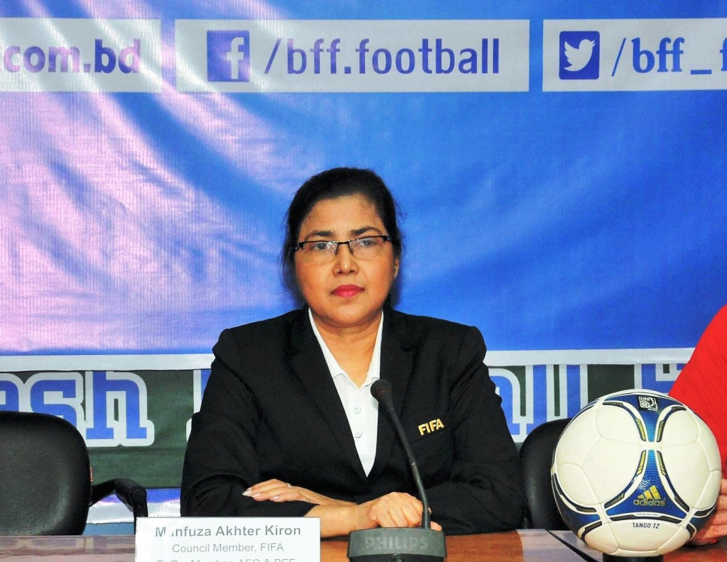 Kiron appointed presidential envoy in FIFA World Cup 2018