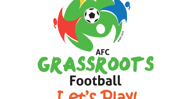 Fun and play on AFC Grassroot Football Day