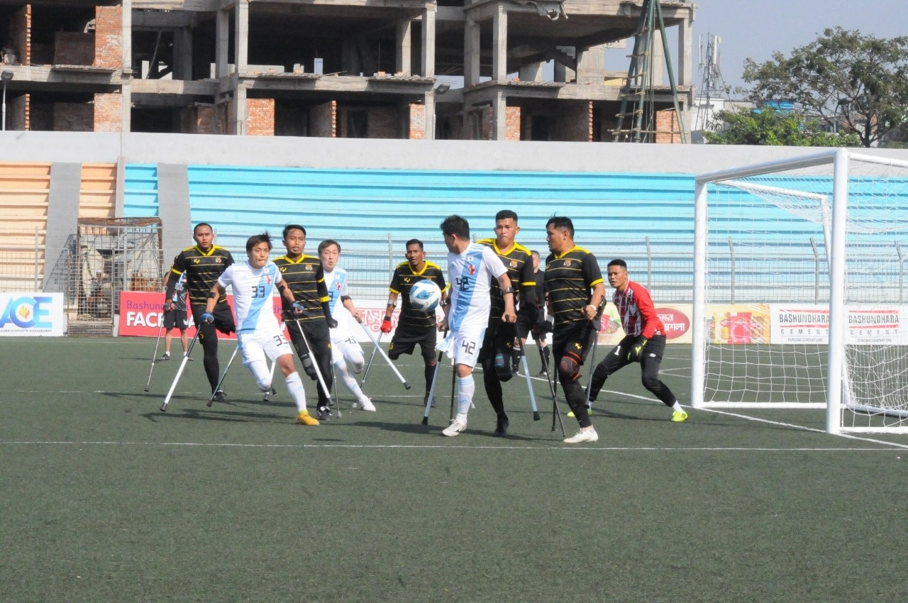 U15 girls on fire; Iran concede 8