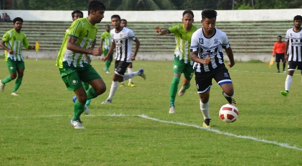 BJMC 1-2 MSC: Mohammedan claim first victory in 12 matches