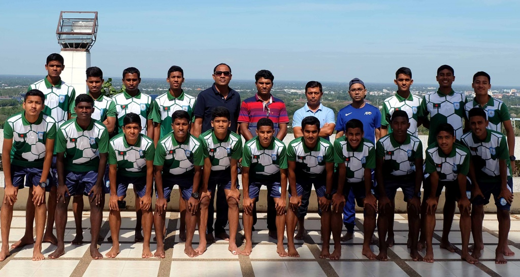 UEFA tournament: Boys aim to win Maldives match with big difference
