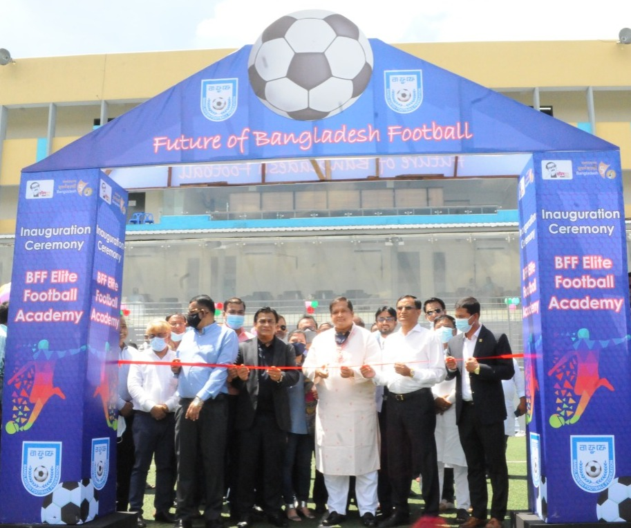 'BFF Elite Football Academy' has started its activities from 11 August