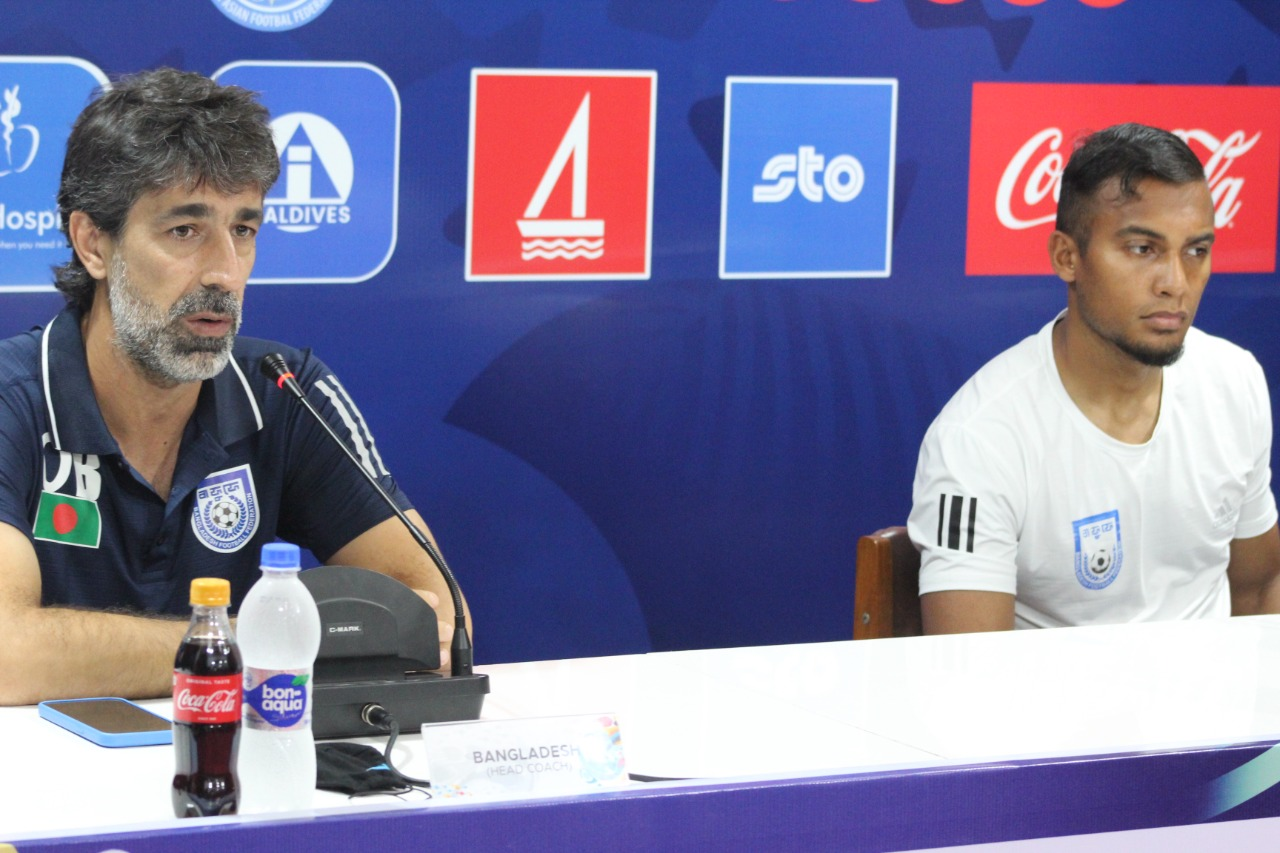 Before the clash against Nepal the pre-match press conference was held today