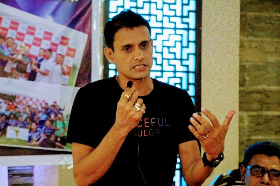 Biplob Bhattacharjee named as Bangladesh Goalkeeping Coach.