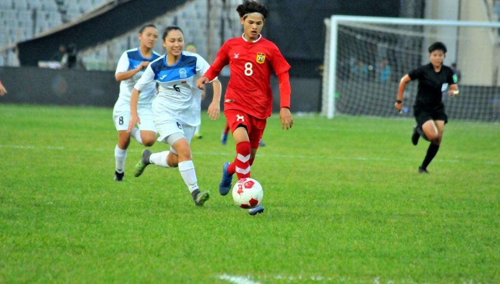 Laos become Bangamata Gold Cup's first finalist smashing Kyrgyzstan 7-1