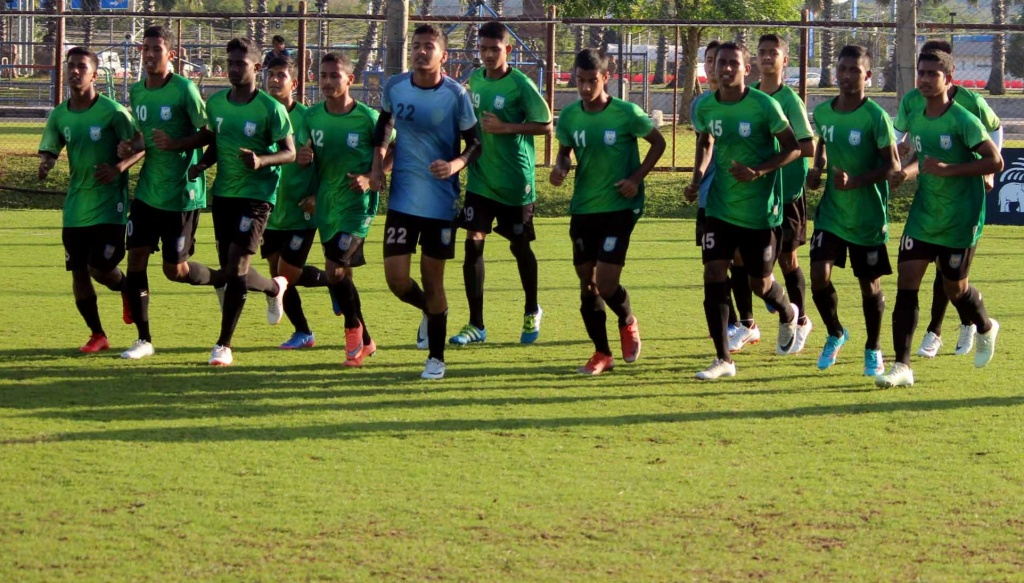 Boys eagerly waiting to give Cyprus good fight: U15 boss