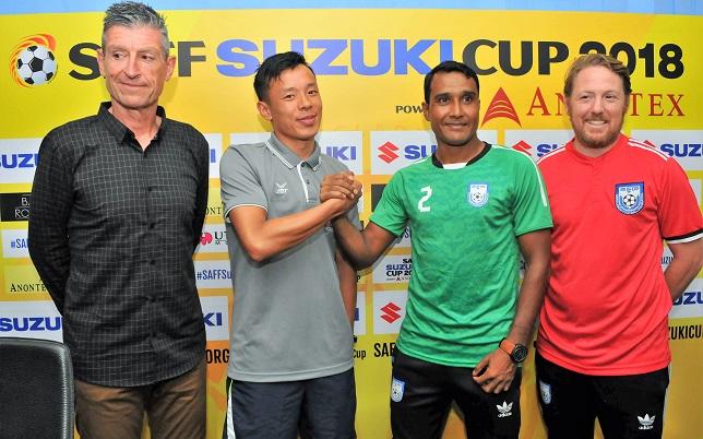 SAFF Suzuki Cup 2018: Let the battle begin