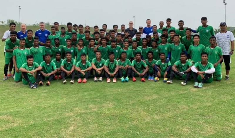 Fortis BFF Academy: A lighthouse for country's football