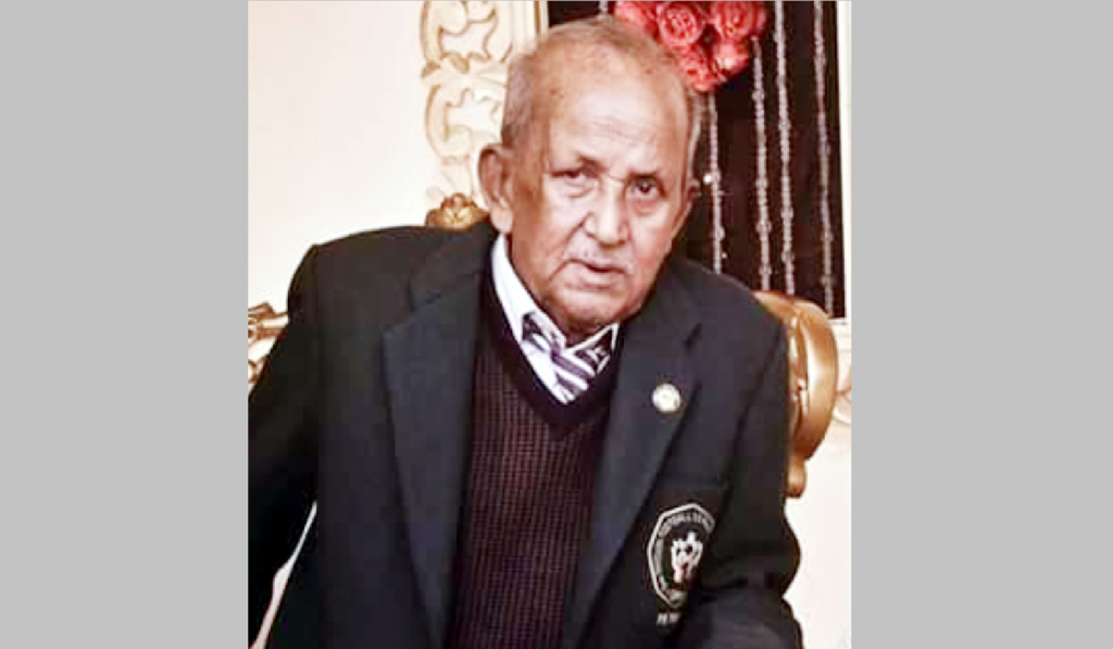 Former FIFA referee Golam Hafiz no more