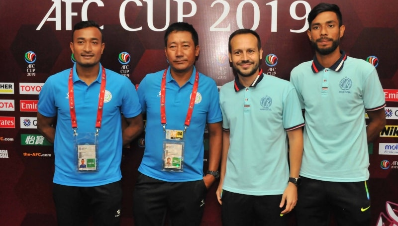 Abahani look to do the double over Manang