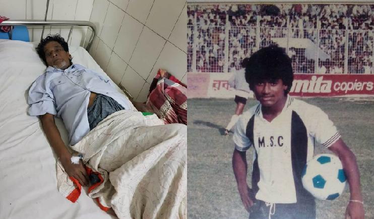 Veteran footballer Monowar Hossain no more