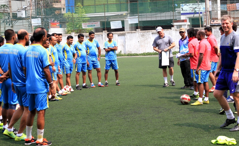 BFF AFC certificate coaching courses