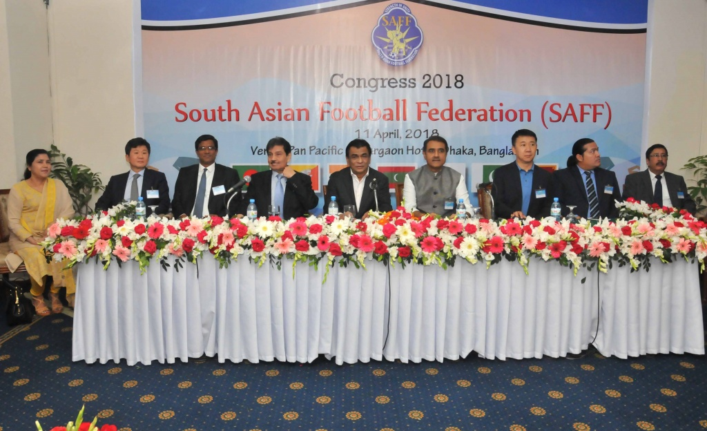 SAFF countries pledge to take regional football forward