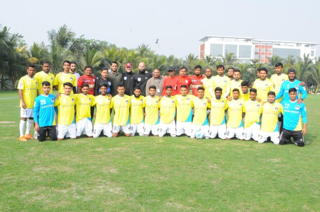 BCL: Dhaka City beat Swadhinata 2-1, Uttar Baridhara draw with T&T