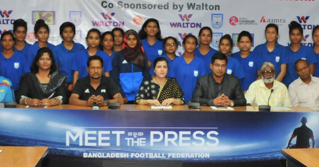 Women Football Referee Refreshers Course 2019 ends
