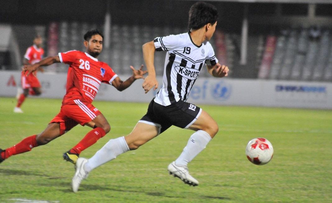 Sheikh Russel beat Mohammedan 4-2