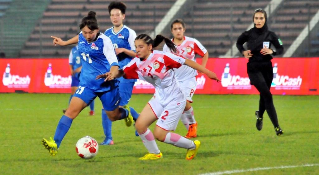 Bangamata Gold Cup: Mongolia thrash Tajikistan 3-0