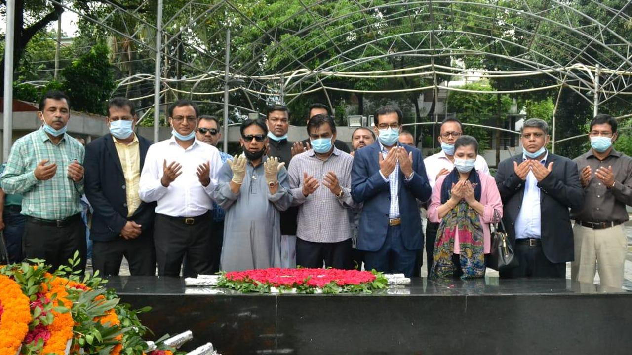 BFF pays homage to Bangabandhu