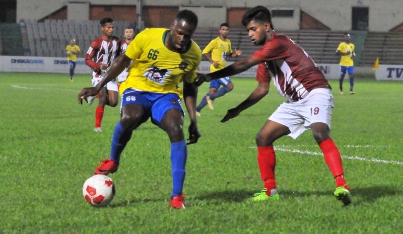Team BJMC shock Sheikh Jamal