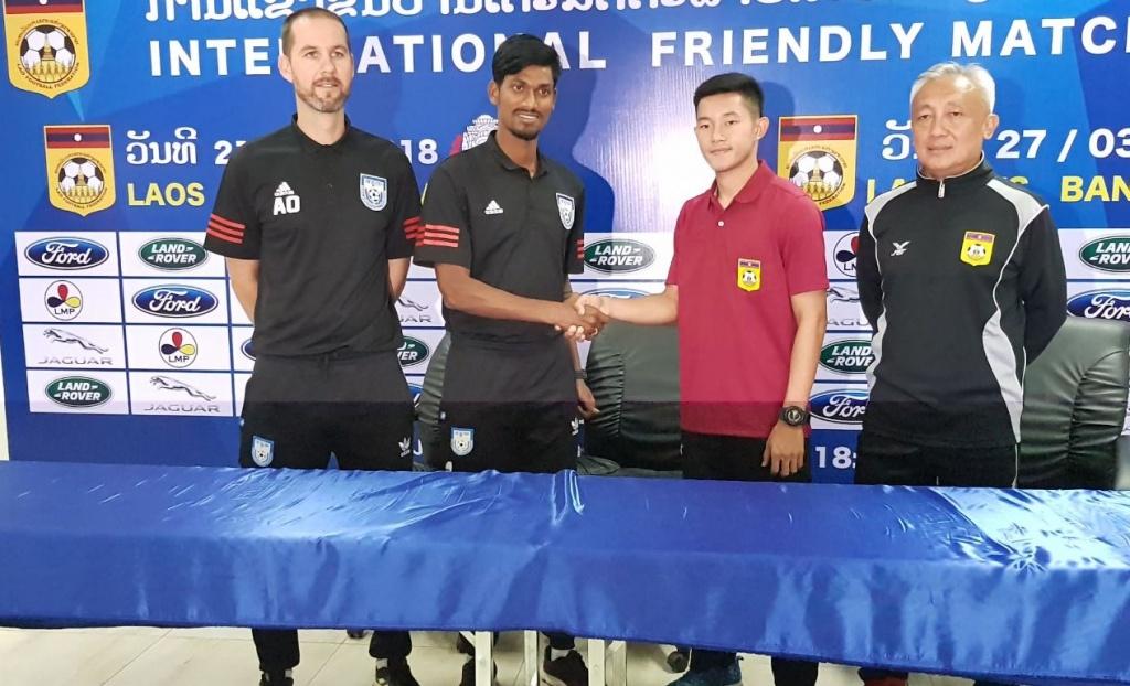 Bangladesh ready for Laos face-off