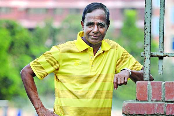 Shadhin Bangla Football Team member Amalesh Sen no more