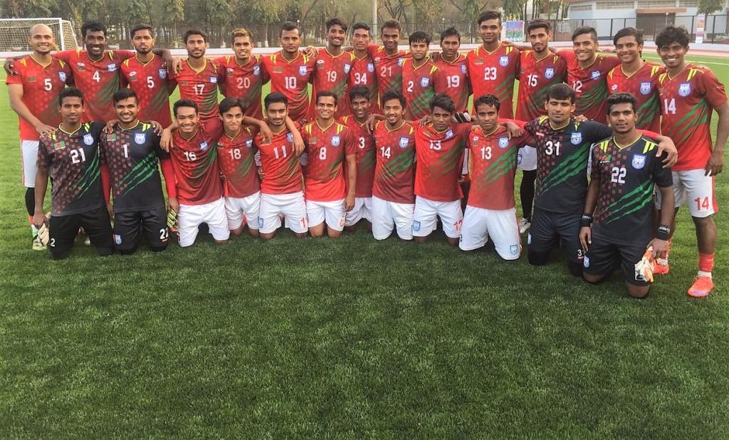 Team Bangladesh starting Thailand, Laos tour