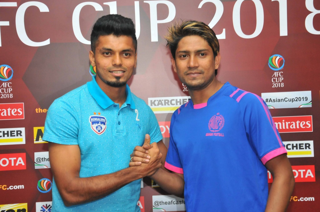 Press meet held ahead of Abahani, Bengaluru faceoff