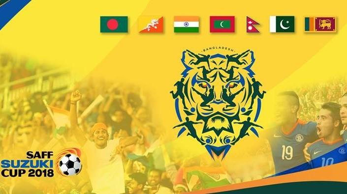 SAFF Suzuki Cup 2018: Logo unveiling and sponsor intro Monday