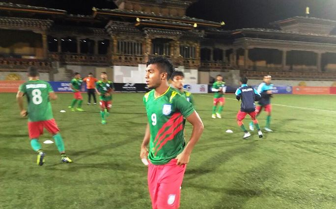 U18 confident before Nepal faceoff