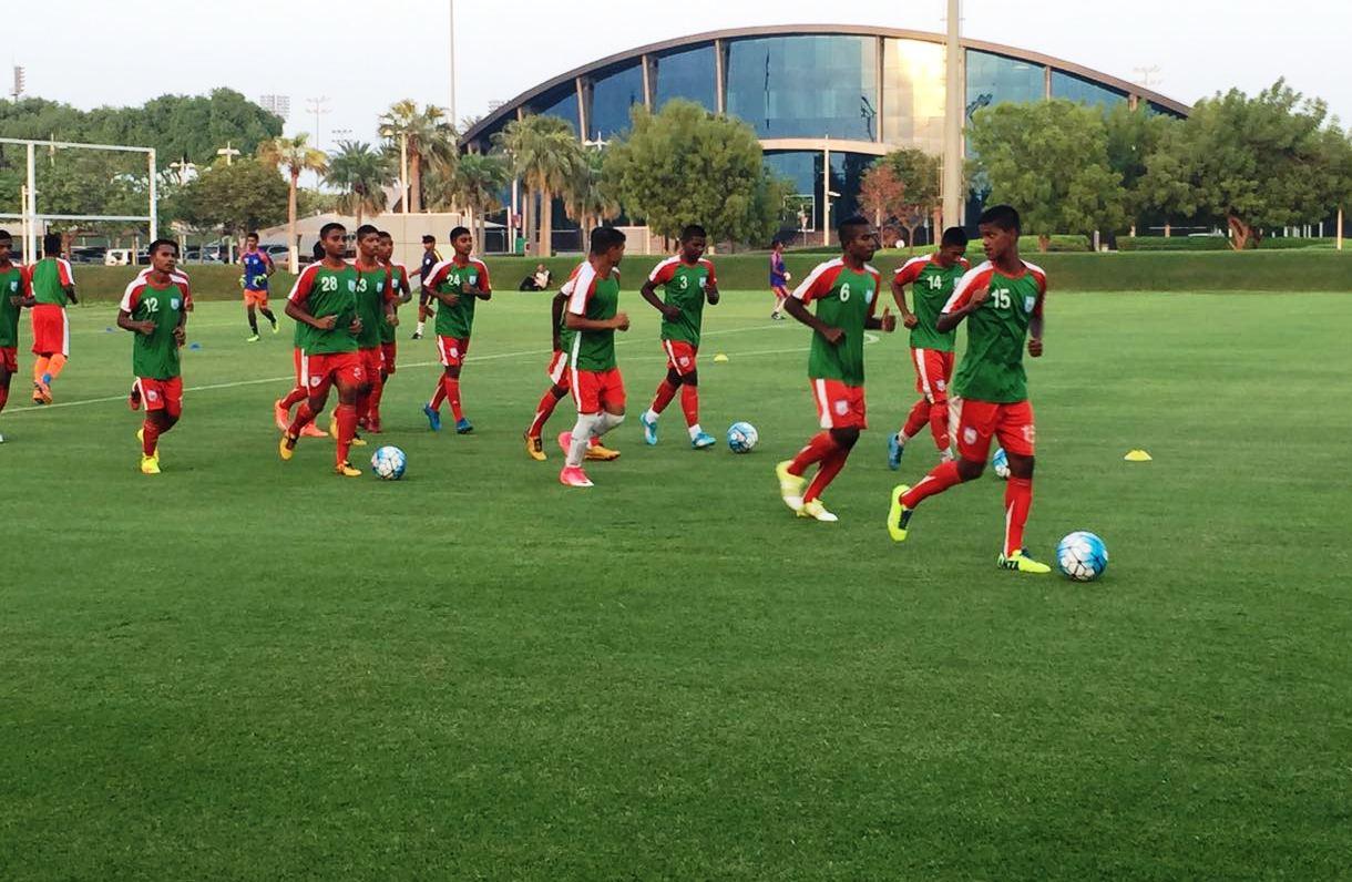 AFC U16: Yemen edge BD 2-0 in tight contest