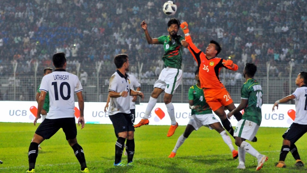 Bangladesh to face Laos in FIFA, AFC joint qualifiers