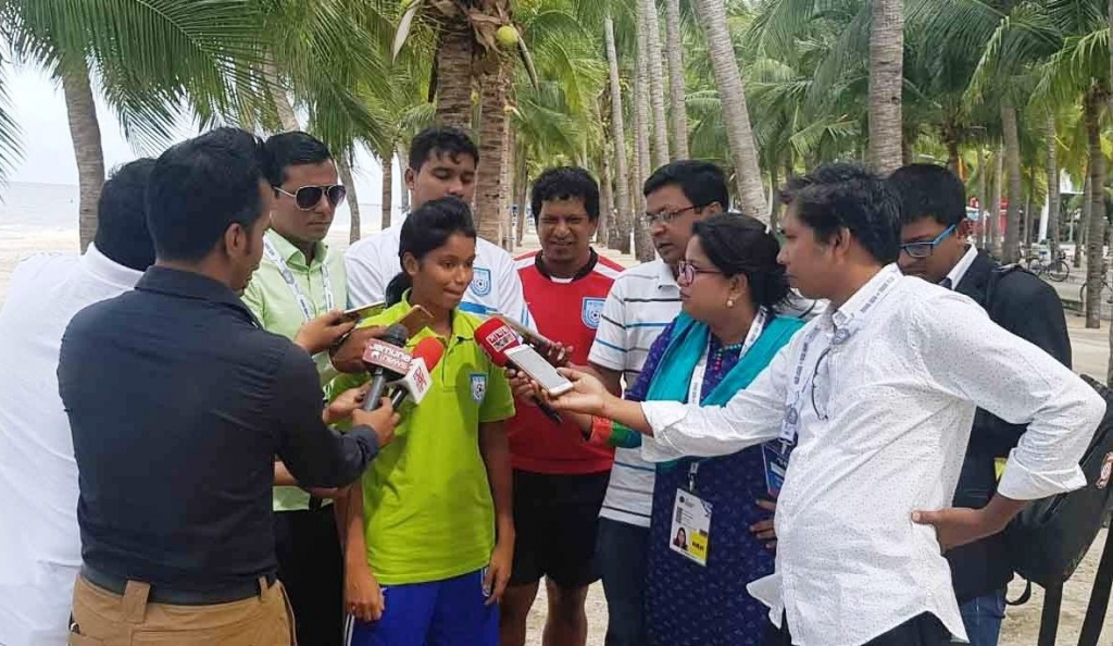 Bengal Girls hopeful to end tour on a high note