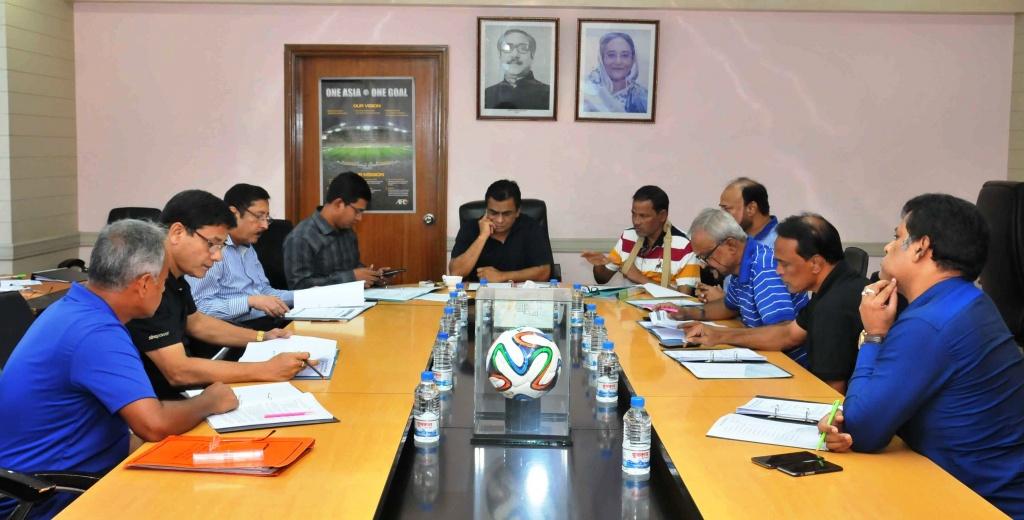 Bangladesh to participate in AFC U-16 Championship Qualifiers