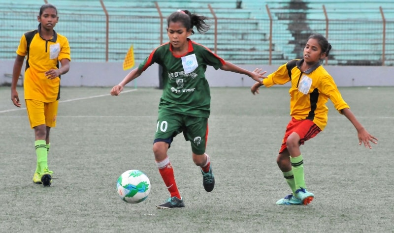 BFF-UNICEF U16 National Women's Championship making a mark
