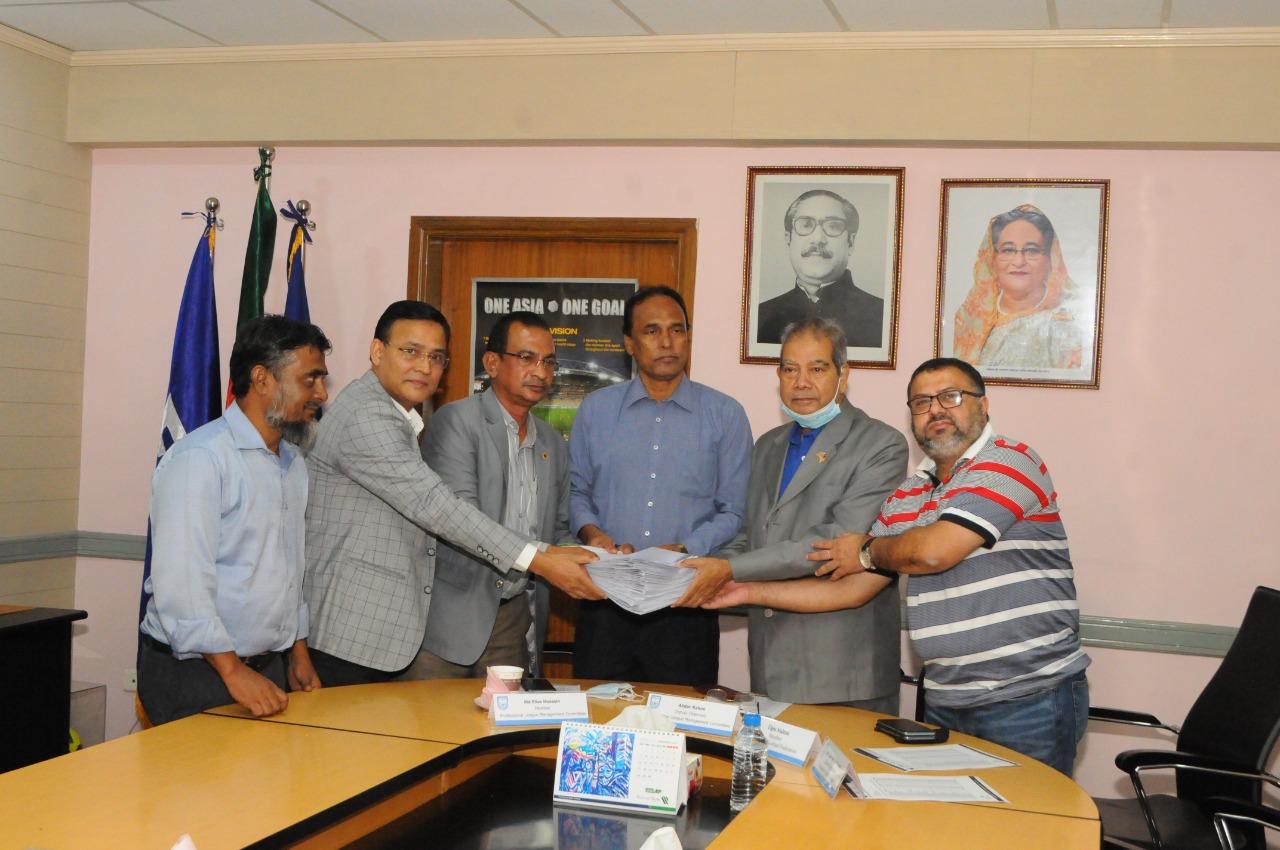 Chittagong Abahani Limited wins the match